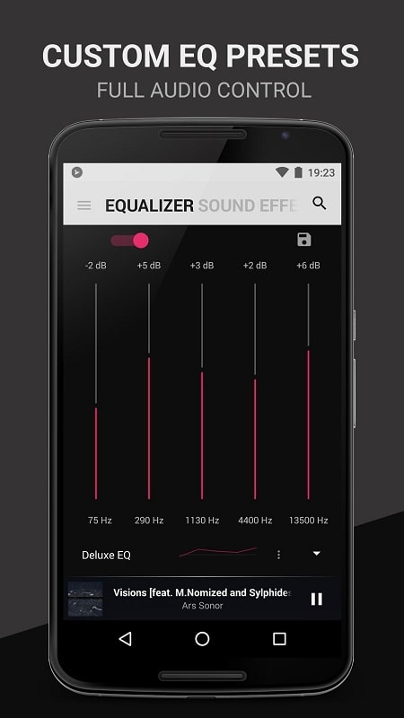 BlackPlayer EX Music Player mod apk