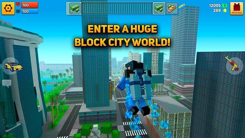 Block City Wars mod