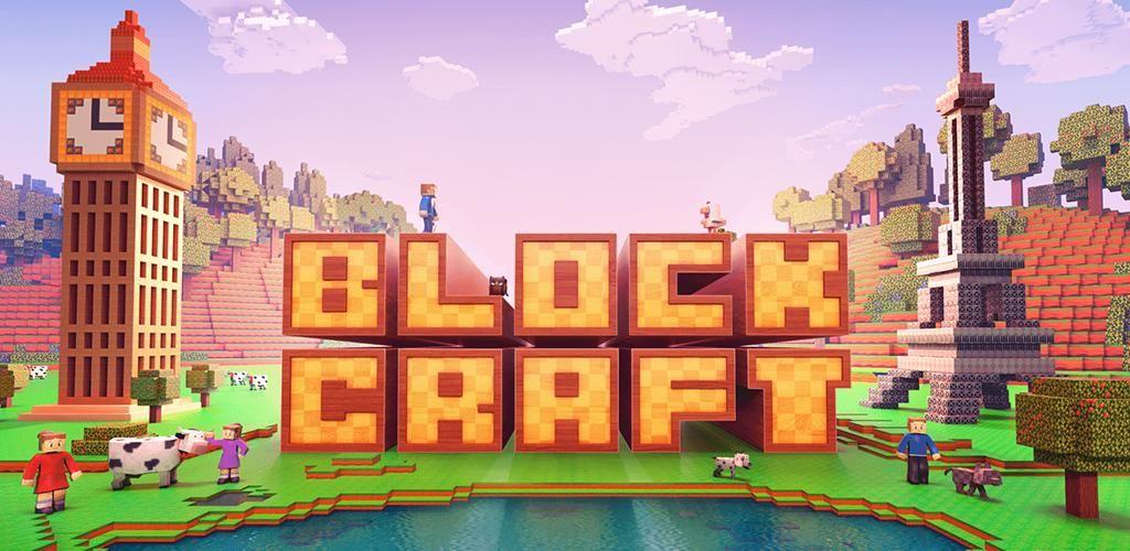 Block Craft 3D Mod Apk