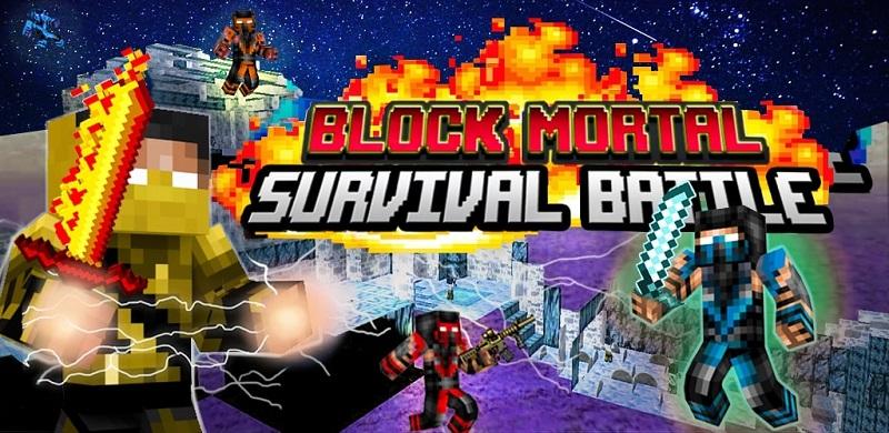Block-Mortal-Survival-Battle