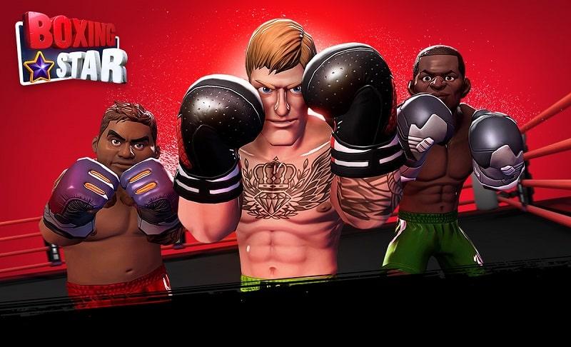 Boxing-Star