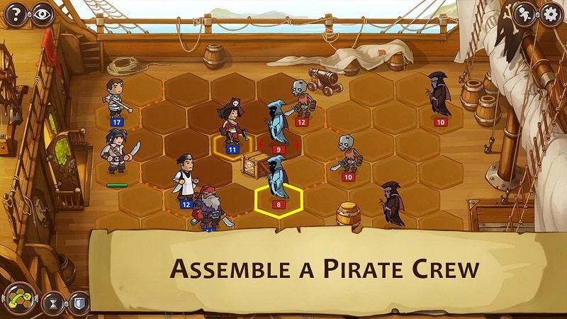 Braveland Pirate mod apk