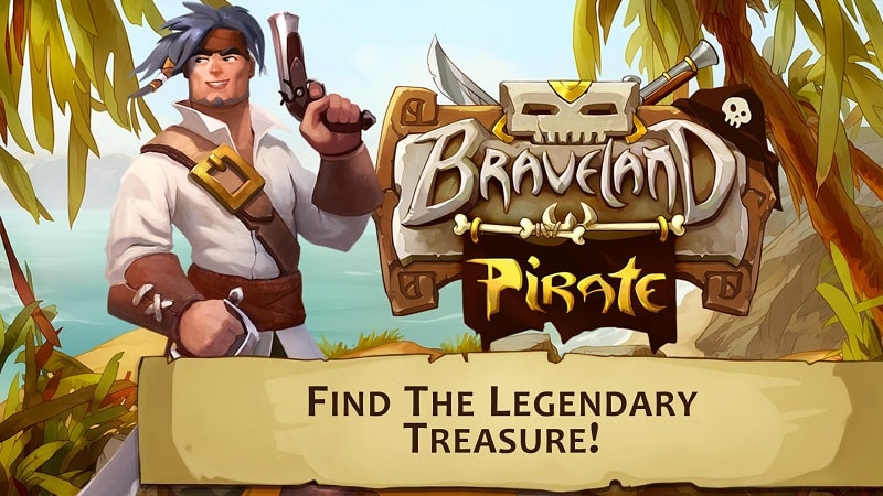 Braveland Pirate mod download