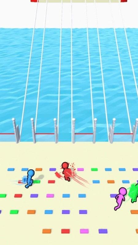 Bridge Race mod 1