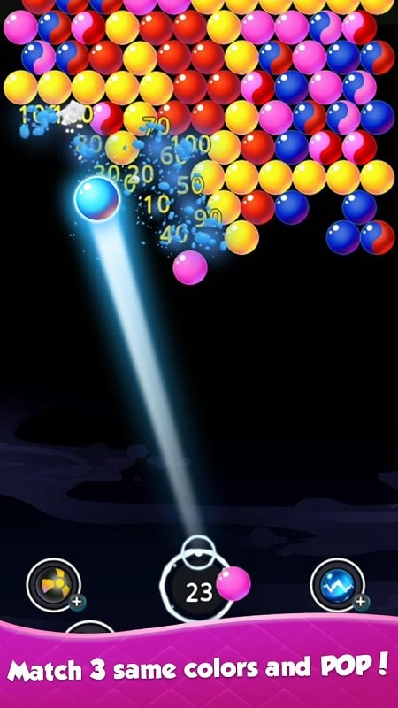 Bubble Hunter free