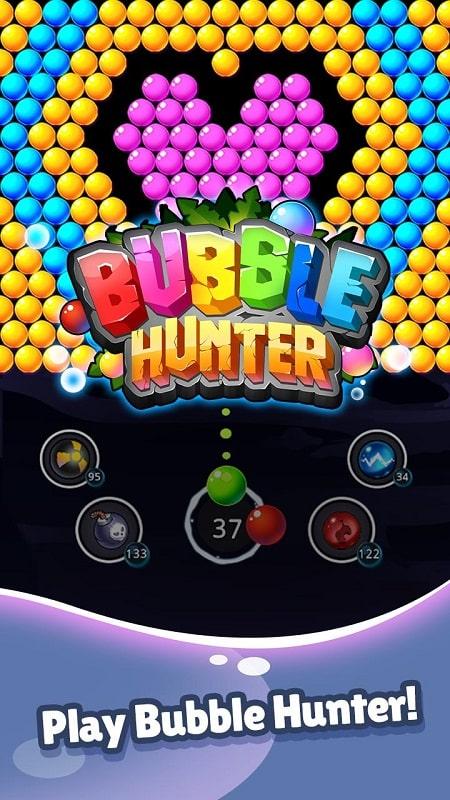 Bubble Hunter mod