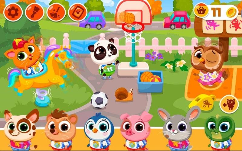Bubbu School mod download