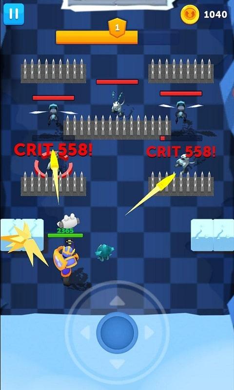 Bullet Knight mod free