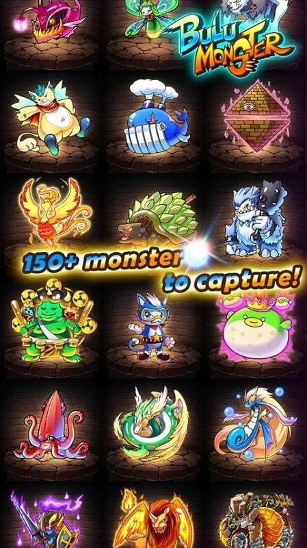 Bulu Monster mod apk free