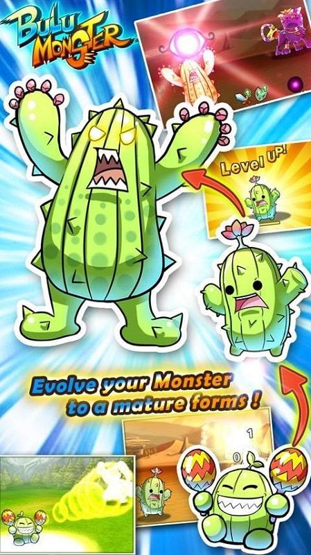 Bulu Monster mod free