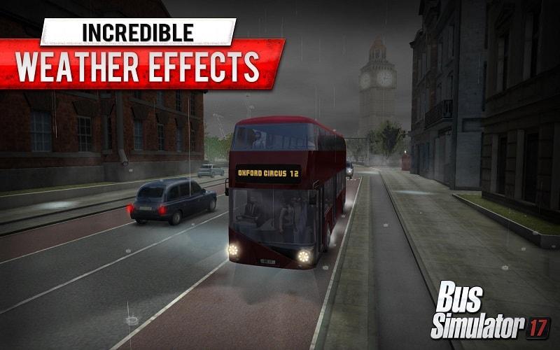 Bus Simulator 17 mod download