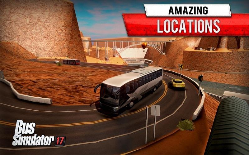 Bus Simulator 17 mod free