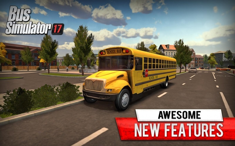 Bus Simulator 17 mod