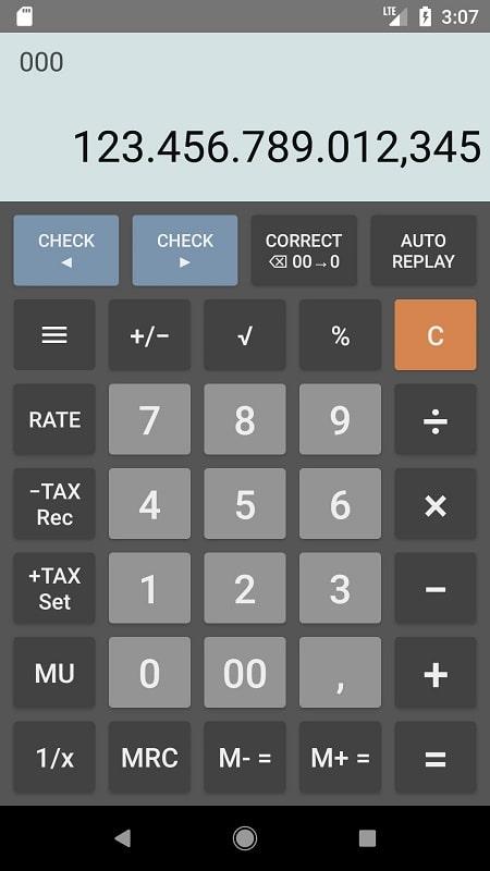 CITIZEN Calculator mod apk