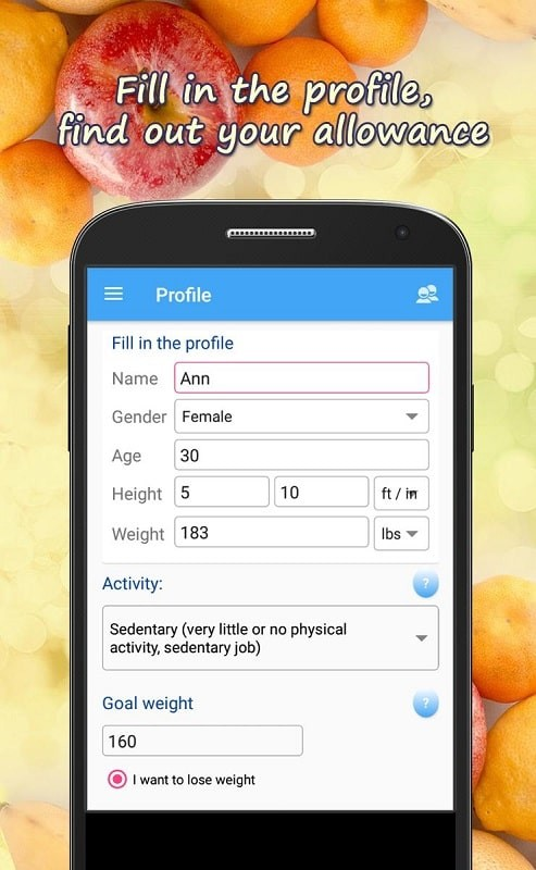 Calorie Counter HiKi mod android