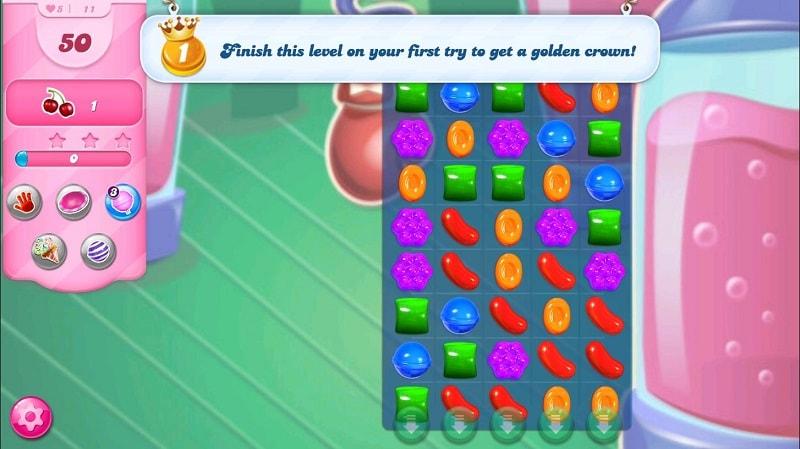 Candy Crush Saga mod apk