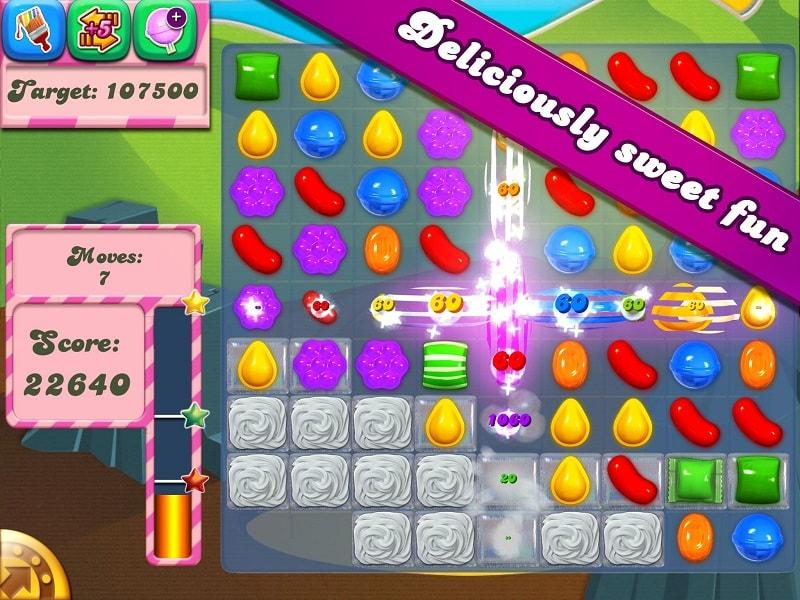 Candy Crush Saga mod download