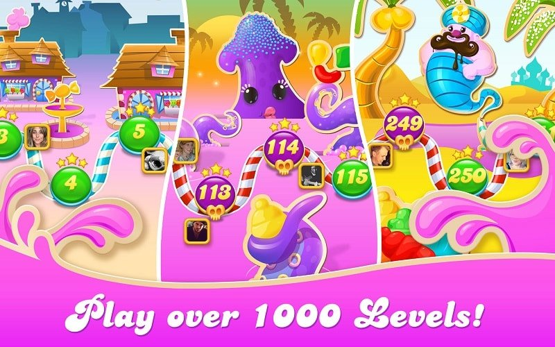 Candy Crush Soda mod download
