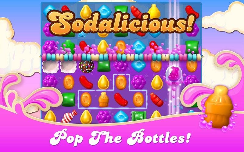 Candy Crush Soda mod