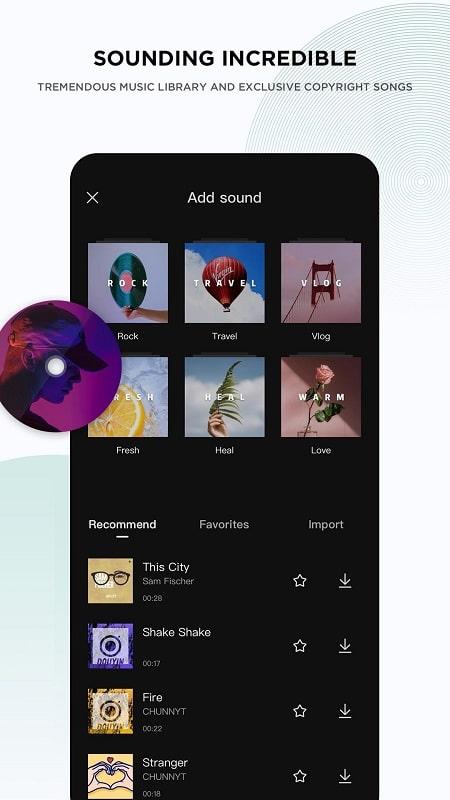 CapCut mod android