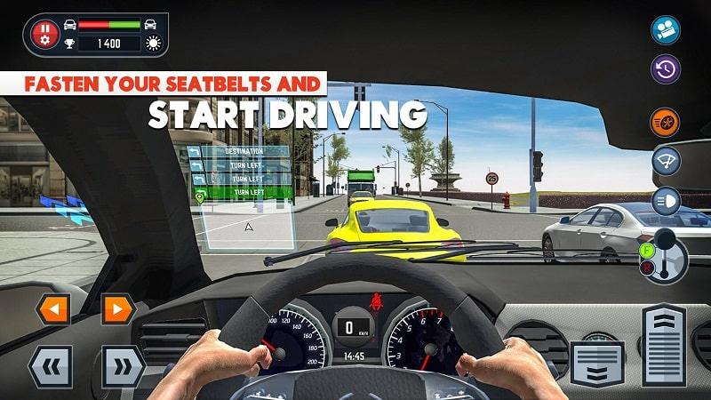 Car Driving School Simulator mod download