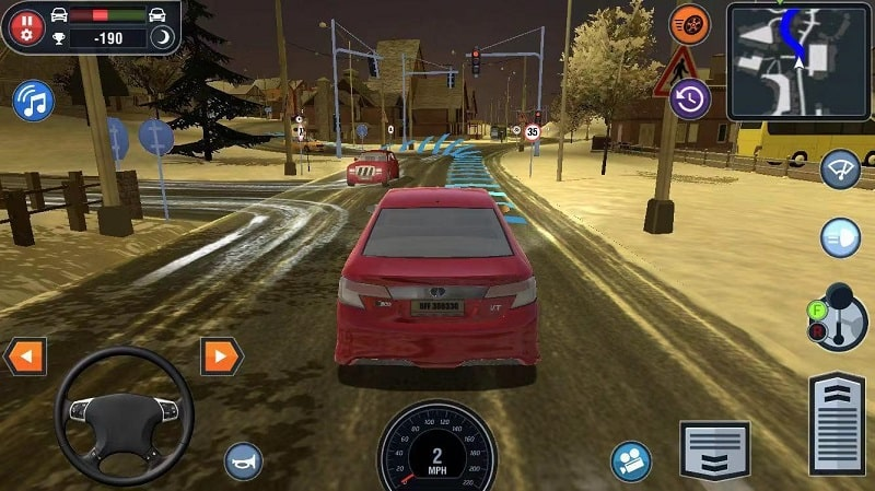 Car Driving School Simulator mod