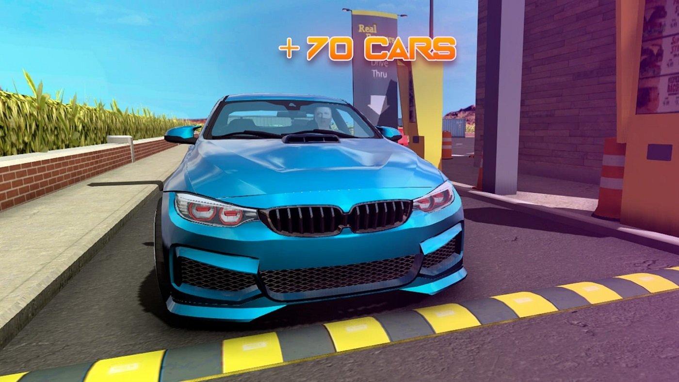 Car-Parking-Multiplayer