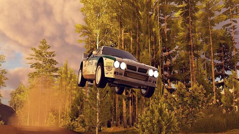 CarX Rally mod