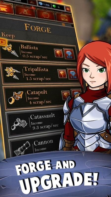 Castle-Fusion-Idle-Clicker-mod-free