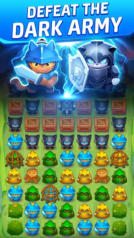 Cat Force mod android