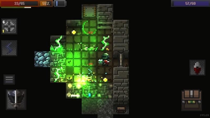 Caves Roguelike mod apk