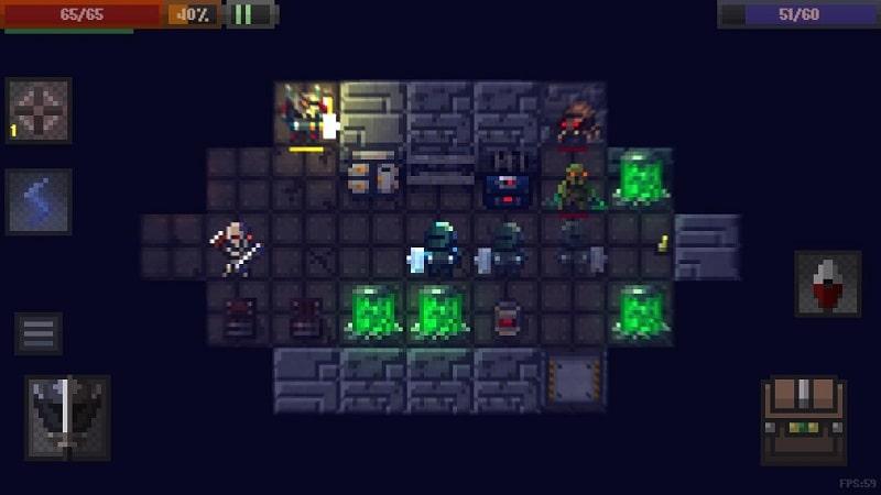 Caves Roguelike mod mod