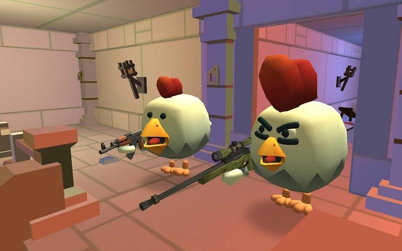 Chicken-Gun