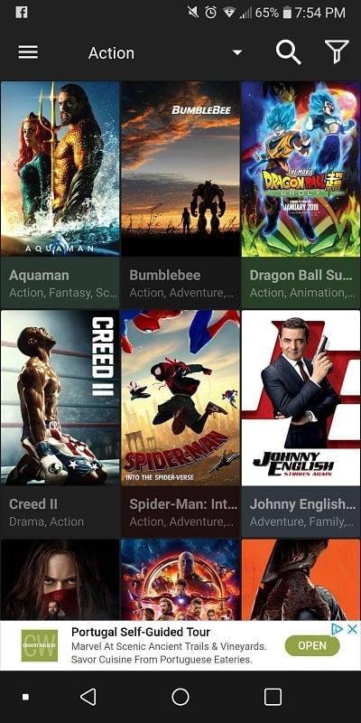Cinema-HD-mod