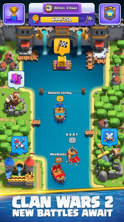 Clash Royale mod android