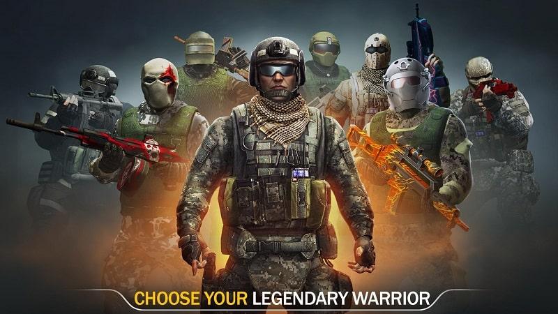 Code of War mod