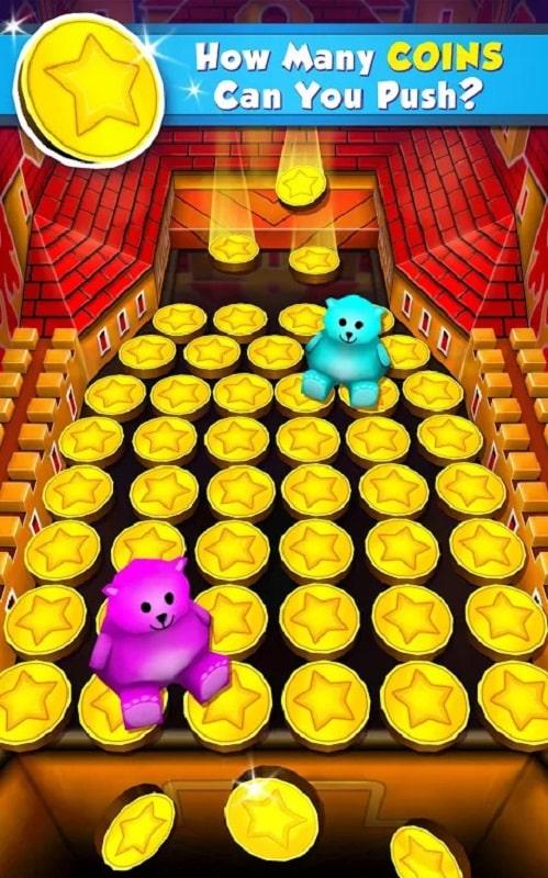 Coin Dozer mod apk