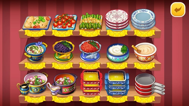 Cooking Hot My Restaurant mod free