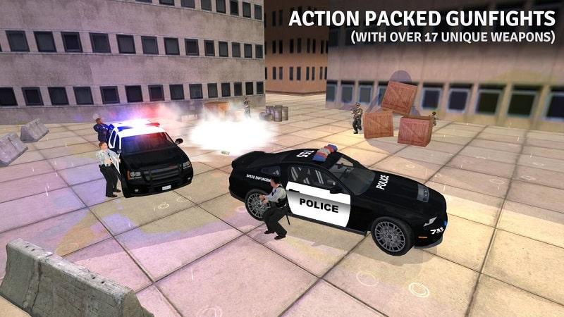 Cop Duty mod free