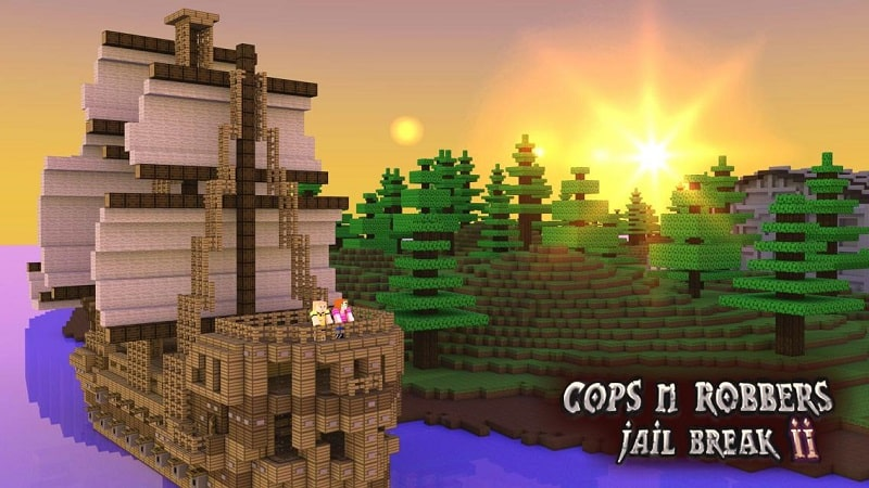 Cops N Robbers 2 mod android