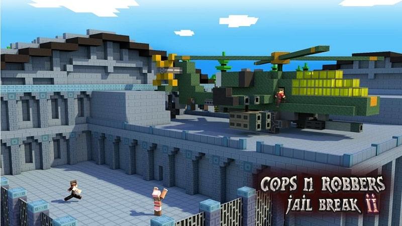 Cops N Robbers 2 mod apk