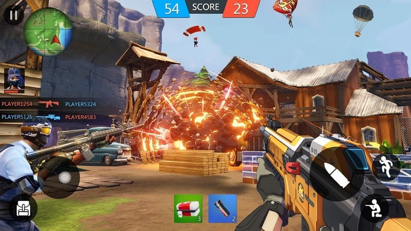 Cover Hunter mod apk android