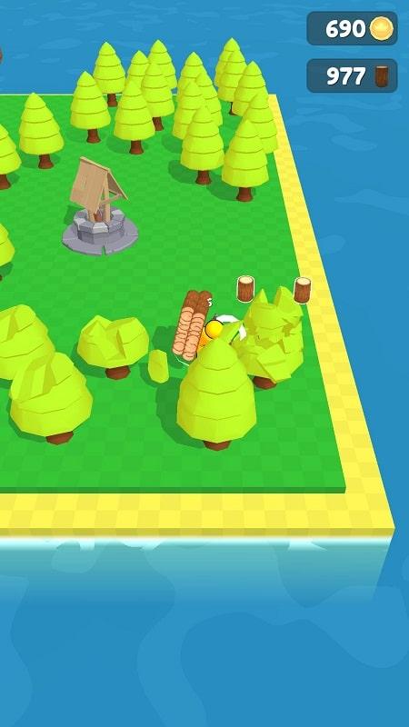 Craft island apk