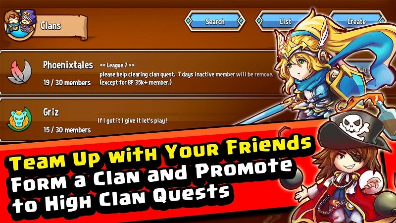 Crazy Defense Heroes mod free 1