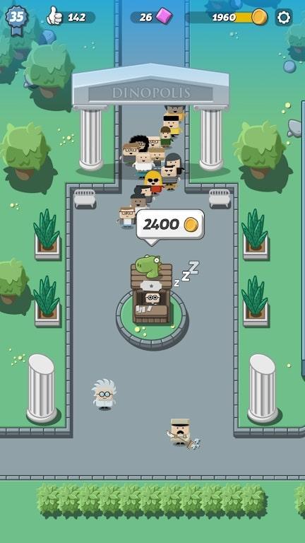 Crazy Dino Park mod free