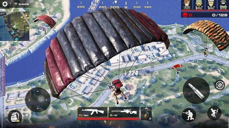 Critical strike Gun Strike Ops mod 2