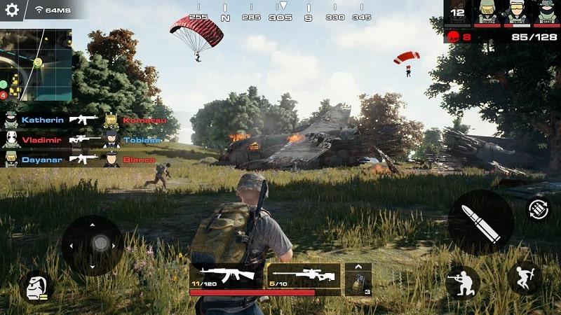 Critical strike Gun Strike Ops mod apk 1
