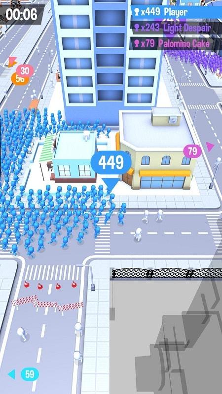 Crowd City mod download