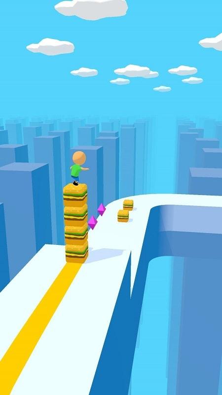 Cube Surfer mod download
