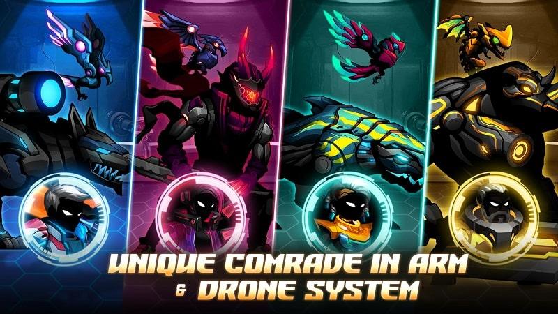 Cyber-Fighters-mod-mod